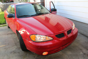 2003 Pontiac Grand Am for sale. Car is in Excellent shape.