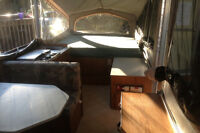 1991 Pop Up . . Large interior . Go camping .