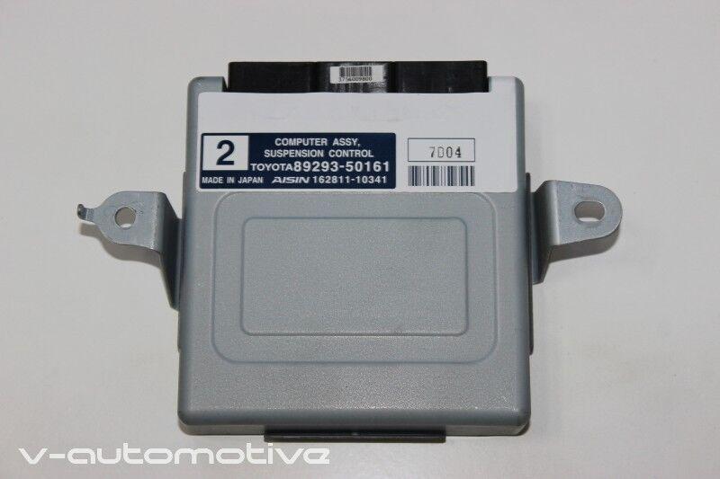 2007 LEXUS LS 460 / SUSPENSION CONTROL MODULE 89293-50161
