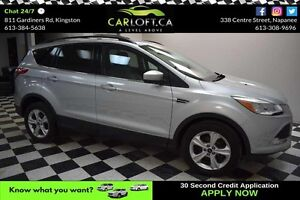 2014 Ford Escape SE - LOW KMS**HEATED LEATHER**BACKUP CAMERA