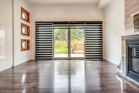 Hardwood, laminate flooring installation and demolition