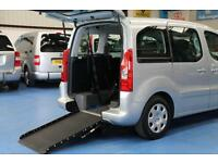 Peugeot Partner Wheelchair accessible vehicles mobility disabled car