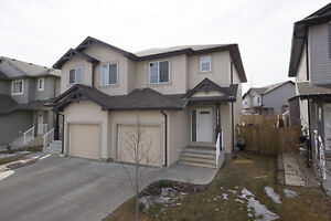 OPEN HOUSE SAT. APR. 29 12-2PM - Fully finished half duplex