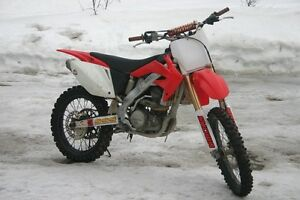 Honda Crf250r Very Clean