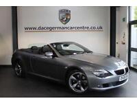 2008 08 BMW 6 SERIES 3.0 635D SPORT 2DR AUTO 282 BHP DIESEL