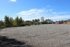 25 HEINO RD 'B' - LIGHT INDUSTRIAL YARD SPACE FOR LEASE