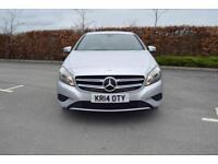 2014 MERCEDES BENZ A CLASS Mercedes Benz A200 CDI Sport 5dr