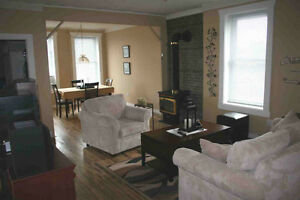 Downtown Campbellford studio Apt. For Rent
