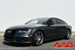 2014 Audi A7 3.0 TDI S-LINE TECHNIK ONE OWNER