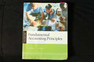 Fundamental Accounting Principles Texbook
