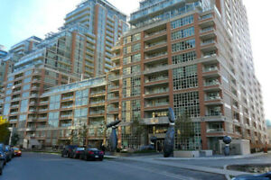 Toronto Downtown Condo for Rent $1600
