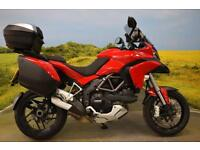 Ducati Multistrada 1200 S 2015 **BREMBO BRAKES, ABS, KEYLESS IGNITION**