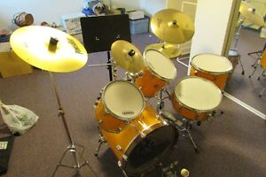 Complete Yamaha DP Drum Set