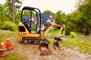 Mini Excavator Rental | Kijiji in Ontario  - Buy, Sell