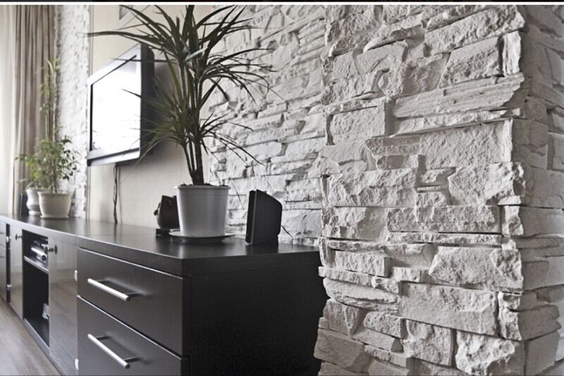 Stone And Brick Effect Wall Decoration Tiles