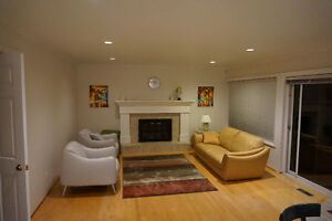 Fully Furnished House with a Personal Swimming Pool! North Shore Greater Vancouver Area image 4