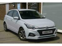 2018 Hyundai i20 1.2 SE (84 PS) (ISG) 5 Door Hatchback Petrol Manual