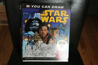DK you can draw STAR WARS  BOOK