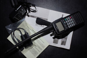 (NEW) IC-A6 VHF Air Band Handheld Transceiver - 3 year warranty