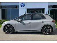 2021 Volkswagen ID.3 Electric Pro Performance 58kWh Life Hatchback 5dr Electric