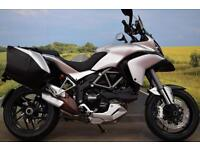 Ducati Multistrada 1200 S Touring **Ducati Safety Pack, Ducati Panniers**