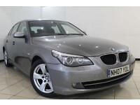 2007 07 BMW 5 SERIES 2.0 520D SE 4DR 161 BHP DIESEL