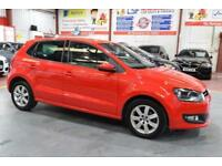 2013 63 VOLKSWAGEN POLO 1.2 MATCH EDITION 5D 59 BHP