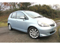 2006 56 HONDA JAZZ 1.4i-DSI CVT-7 SE PETROL AUTO 5 DOOR HATCH BACK