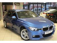 2015 65 BMW 3 SERIES 3.0 335D XDRIVE M SPORT TOURING 5D AUTO 308 BHP DIESEL