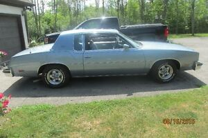 1979 Oldsmobile Cutlass Coupe (2 door)