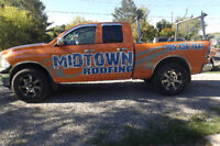 MIDTOWN ROOFING OFFERING ROOF TOP SNOW REMOVAL