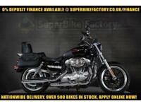 2011 60 HARLEY-DAVIDSON SPORTSTER XL883 L SUPERLOW 883CC 0% DEPOSIT FINANCE AVAI