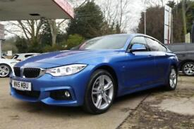 2015 BMW 4 SERIES GRAN COUPE 435D XDRIVE M SPORT 3.0 GRAN COUPE AUTO COUPE DIESE