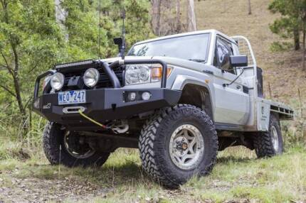 Toyota 76 , 78, 79 Series bull bar******2017 Myaree Melville Area Preview