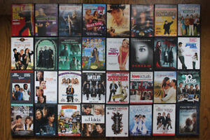 550 DVD's LOT for SALE USED - *** $400 firm quick sale ***