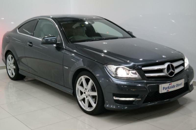 2011 61 mercedes benz c class 2 1 c220 cdi blueefficiency amg sport ed125 2d aut in bolton. Black Bedroom Furniture Sets. Home Design Ideas