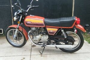 1976 Yamaha XS360 Antique - Vintage