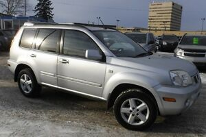 2005 Nissan X-Trail SE AWD FREE 1 YEAR WARRANTY