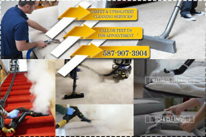 CARPET CLEANING SERVICE - BEST OFFERS