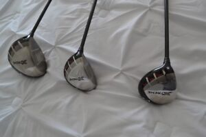 Great Left Handed Callaway Extreme Driver, 3 wd & 5 wd