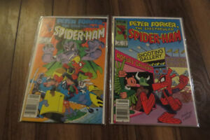 Spider-ham 1 and 2 - Marvel comics