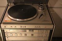 systeme de son vintage,de marque allemande,telefunken serie 300