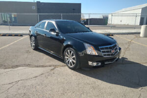 2011 CADILLAC CTS 4 PERFORMANCE SEDAN PRICED TO SELL FAST!!!!!
