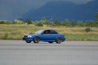 AMAZING & FUN 1997 SUBARU WRX STIL GC8 Version 8 EJ207 Swap