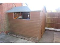 SHED 6ft x 8ft