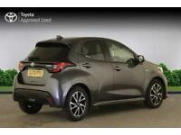2020 Toyota YARIS HYBRID 1.5 VVT-i Design Auto Hatchback P/Electric Automatic