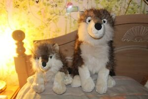 Wild Republic Wolf Stuffed Animals