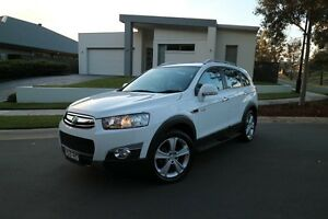 2011 Holden Captiva Wagon Schofields Blacktown Area Preview