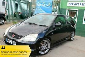 image for 2002 Honda Civic 2.0 TYPE R HATCHBACK Petrol Manual