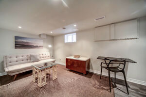 MODERN SUITE FOR RENT (8 min. walk to subway)